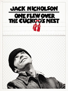 Poster Of One Flew Over the Cuckoo's Nest (1975) Full English Movie Watch Online Free Download At Downloadingzoo.Com