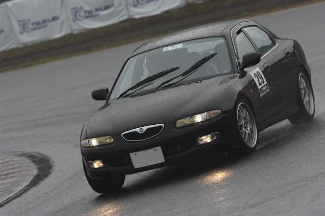 Eunos 500, Mazda Xedos, samochody używane do wyścigów, JDM