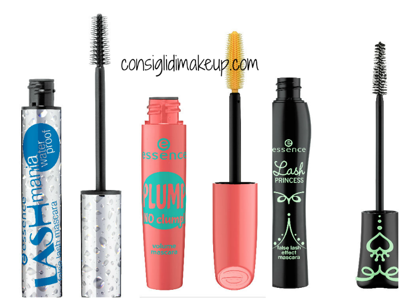 lash mania lash princess Plump no clump mascara essence