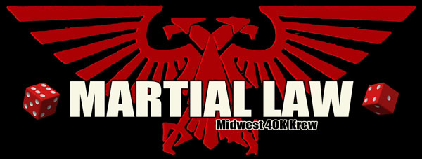 """Declaring """"Martial Law"""""""