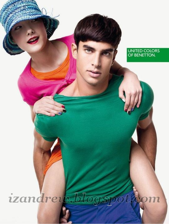 United Colors of Benetton Collection 2014 United Colors of Benetton
