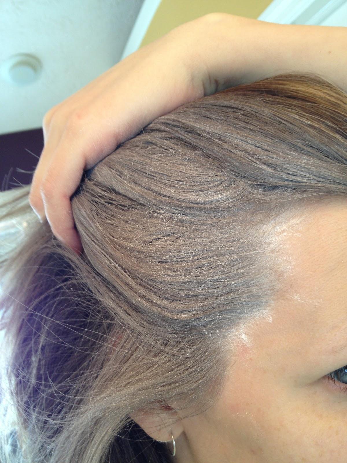 Как сделать сухой шампунь для волос 441