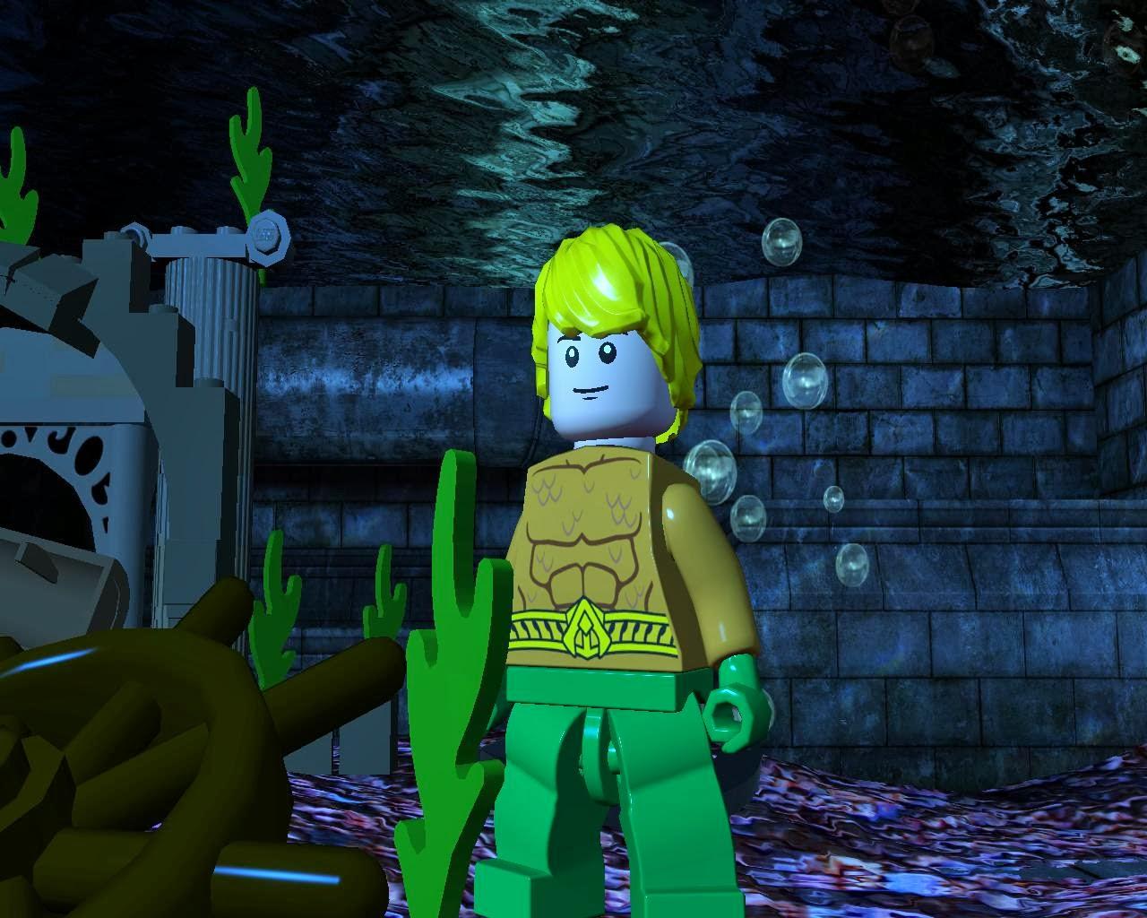 LEGO Batman 2 DC Super Heroes - All Story Mission Boss