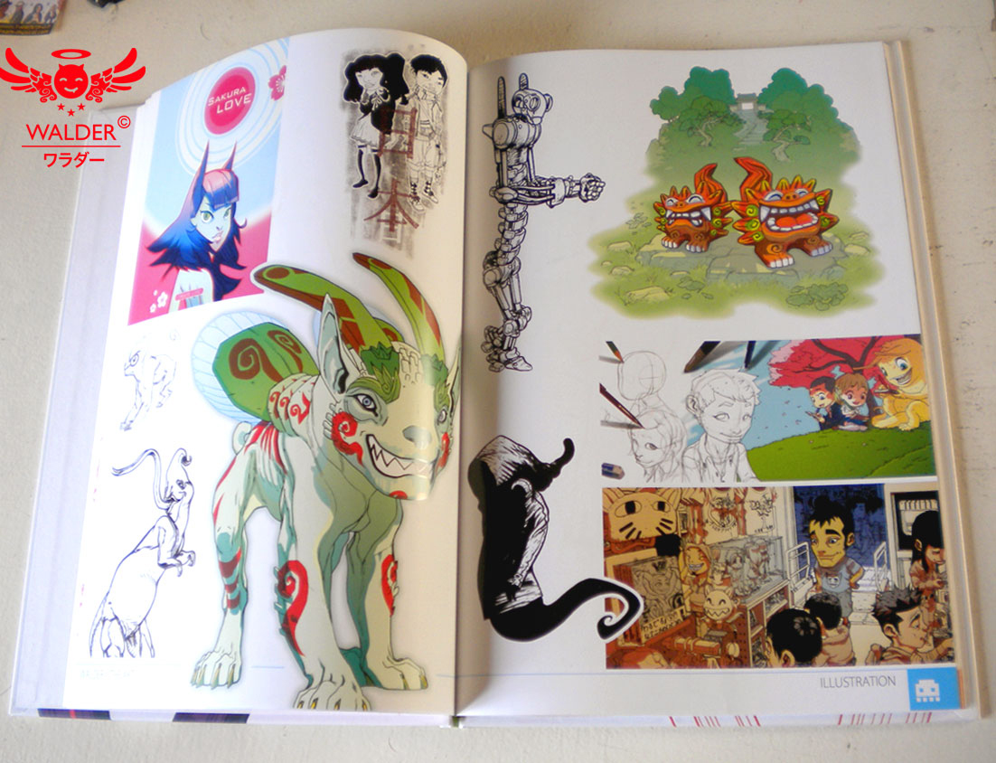 Pages from My art book