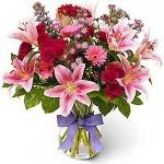 Flores para os amigos...