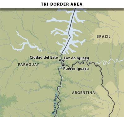 Bens Mission to Argentina Paraguay Week 2 Ciudad del Este