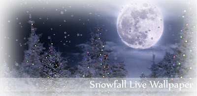 Snowfall Free Live Wallpaper 2.1 Apk