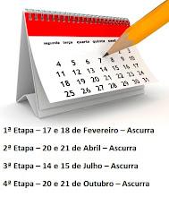 Calendário Copa Santa Catarina - 2018