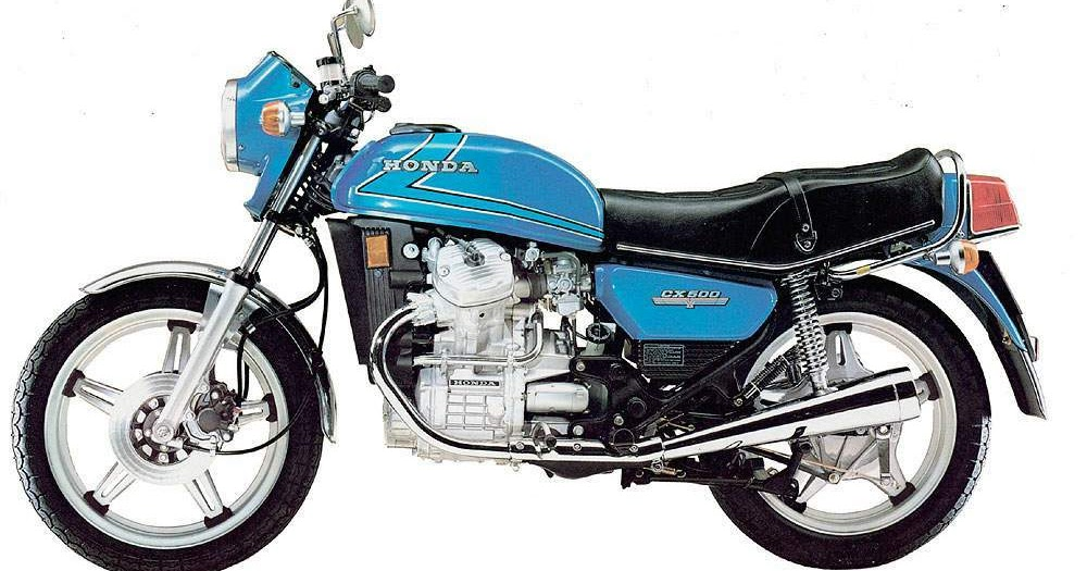 Honda Cx500 Motorcycle 1978