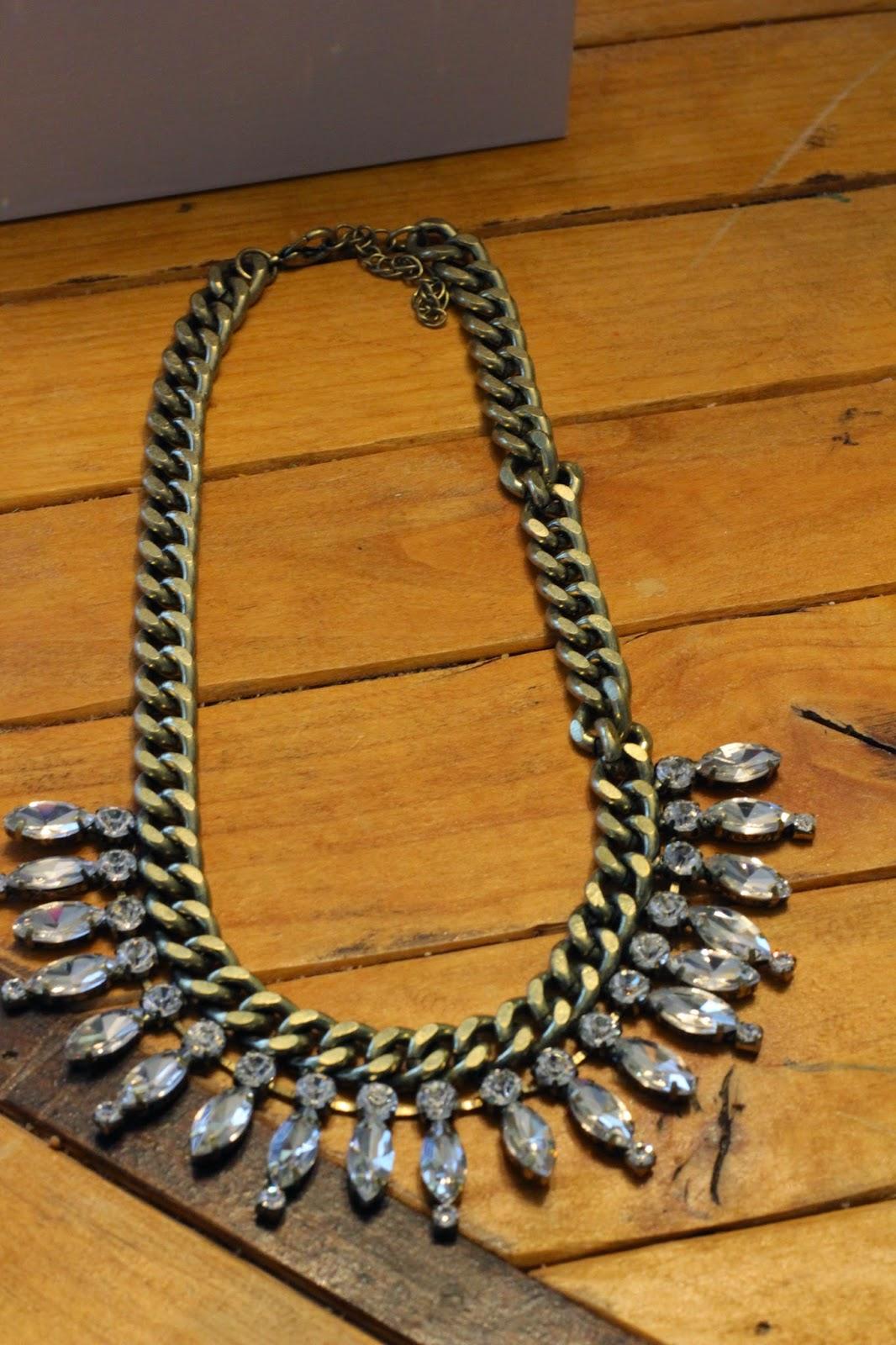 Stitch Fix Statement Necklace