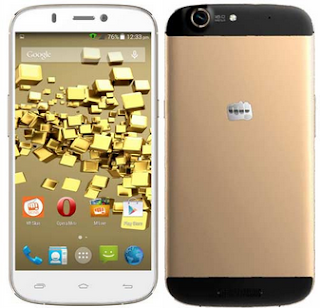 Micromax Canvas Gold price in Bangladesh