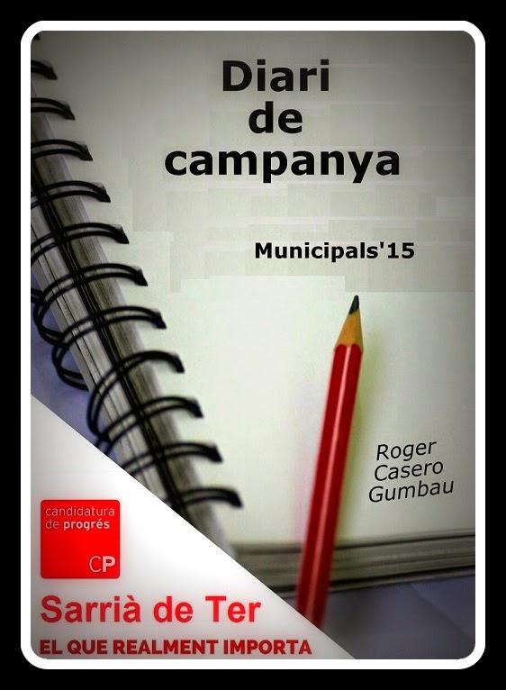 Diari de campanya #Municipals2015