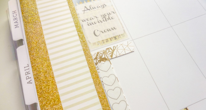 Free Planner Sticker checklist