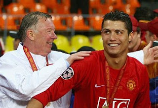 Sir Alex Ferguson dan Ronaldo