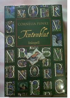 Novel Inkspell by Cornelia Funke