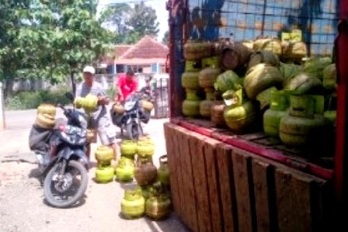 LPG. Kotabumi Lampung Utara