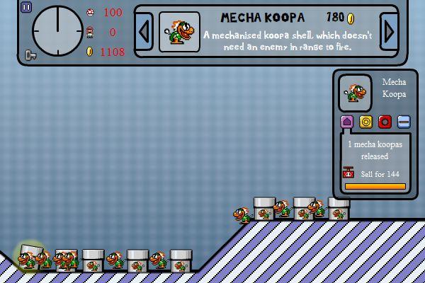 Süper Marioyu Koru Oyunu
