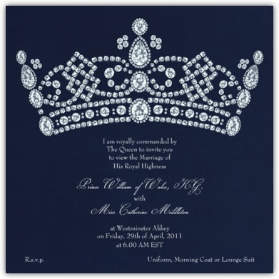 You're Invited: The Royal Wedding | Luella & June