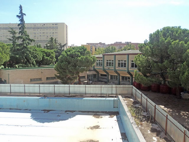 Nosolometro cinco a os sin la piscina de la conce for Piscinas cubiertas municipales zaragoza