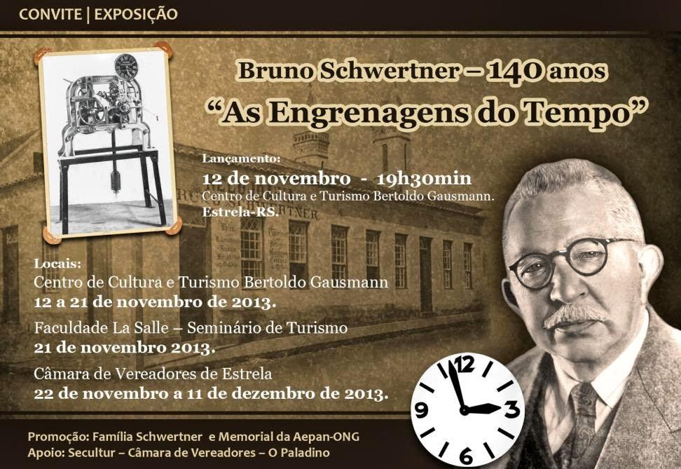 Exposição Bruno Schwertner