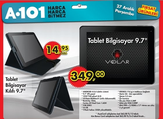 a101in+verdiği+tablet+pc