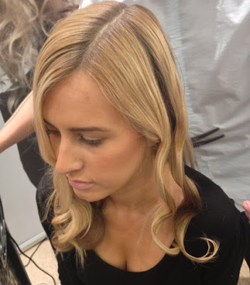 Loose Hollywood Waver: Hair Step by Step Guide