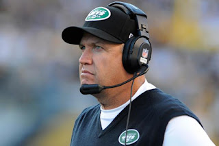 New York Jets' Rex Ryan