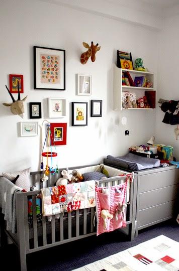decoracin dormitorios bebes decoracin con vinilos recien nacido ideas decoracin dormitorios habitacin