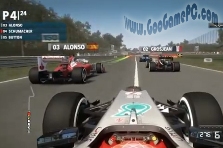 Formula 1 2012-FLT Free Download Racing Games-www.googamepc.com