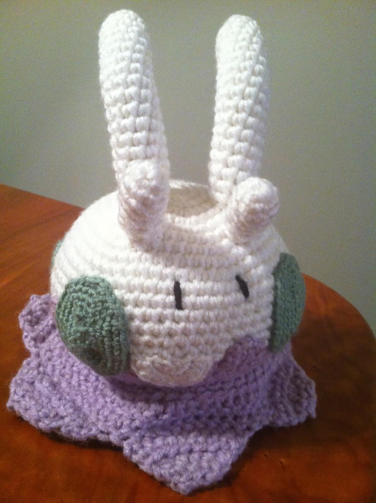 Heart in Flight Crochet: Goomy Crochet Plush Pattern