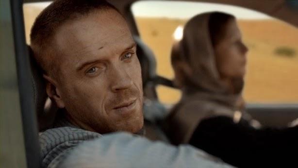 Escena del episodio 312 de la serie Homeland