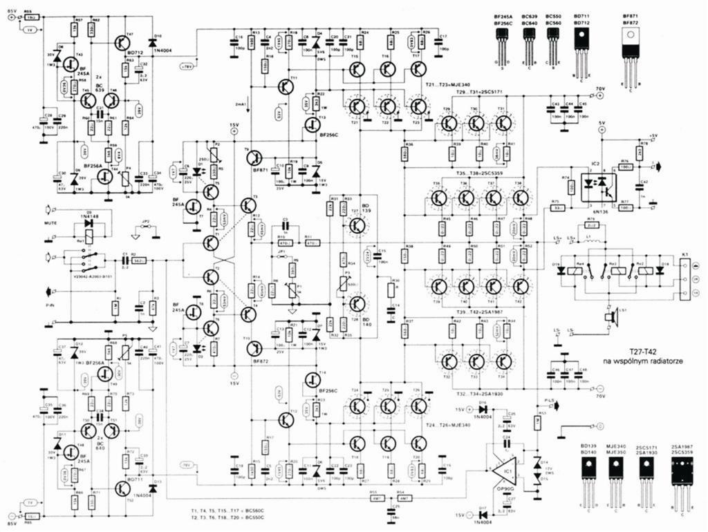 skema power amplifier 1000 watt