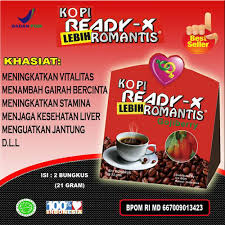 KOPI  ROMANTIS  BIKIN PASANGAN ANDA SELALU ROMANTIS