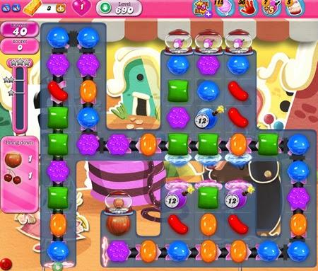 Candy Crush Saga 690