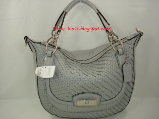 Ready Stock Coach 19312 Ash (LtGrey)