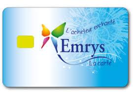 EMRYS la carte : une opportunité qui change la vie !