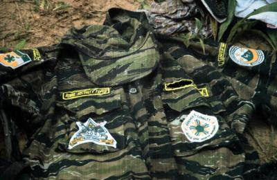 Pakaian Tentera Diraja Tentera Sulu