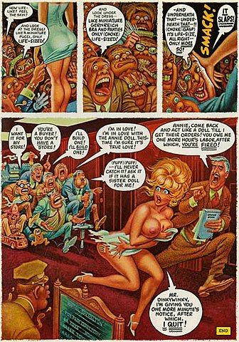 Annie fannie adult cartoons