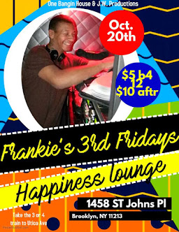 "THIS Friday, Oct 20th.. its the ""3rd Friday"" party!!"