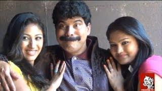 Powerstar english Duet with Girls – Ananda Vikatan