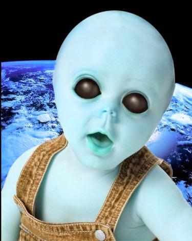 Сперма инопланетян