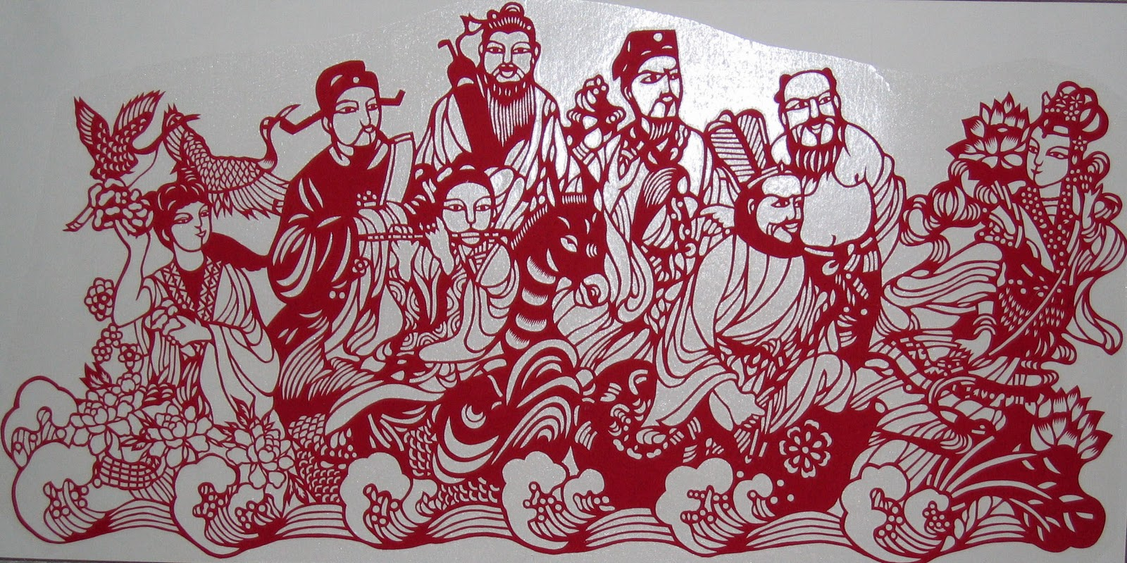 Welcome To China Chinese Paper Cutting A Fantastic Folk Art