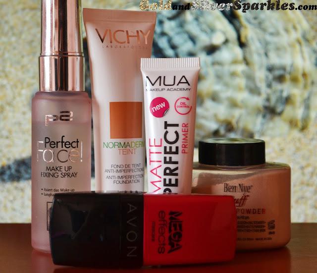 make-up, make-up favourites, avon, mua, ben nye