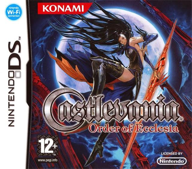 Castlevania Order of Ecclesia (Nintendo DS) (Español)