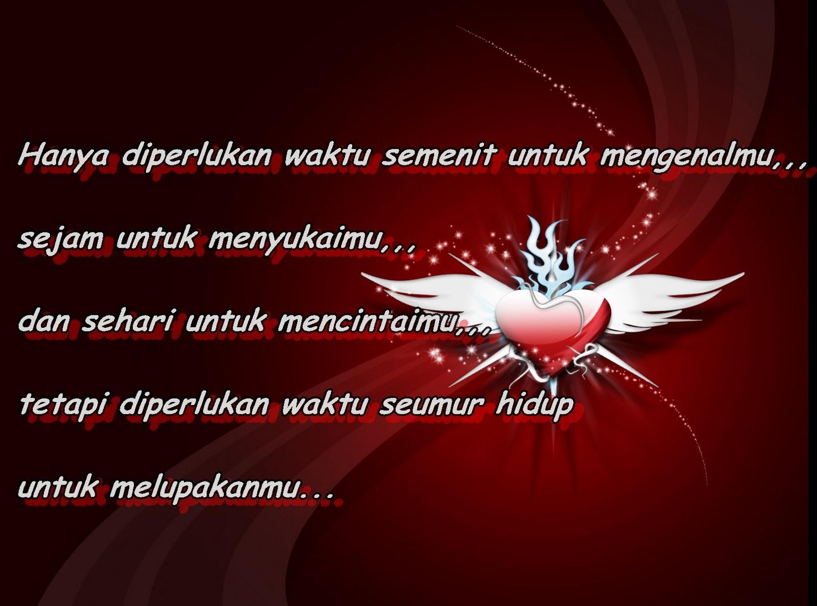 kata kata cinta malaysia
