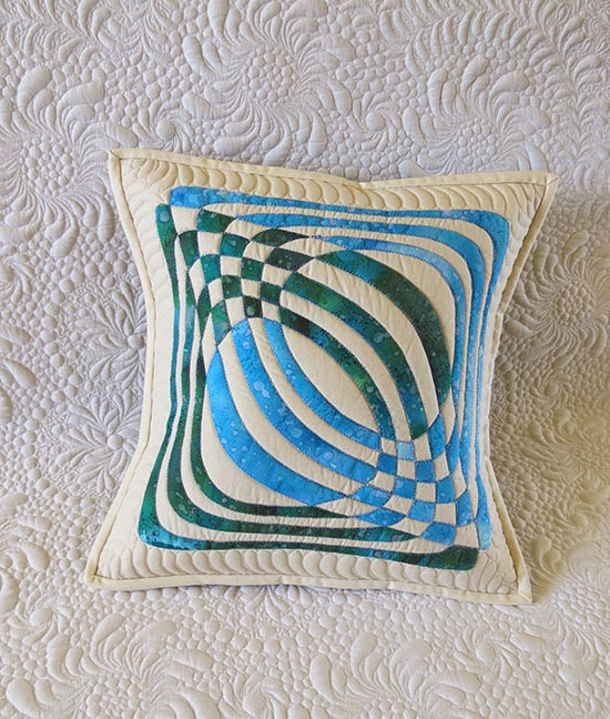 Quilted Pillow Pattern