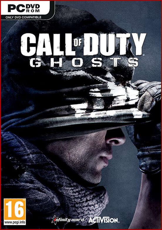 Call of Duty: Ghosts Tek Link Full Oyun İndir