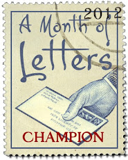 Month of Letters Champion