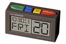 Enter the MedCenter's Personalized Reminder Alarm Giveaway. Ends 7/27.