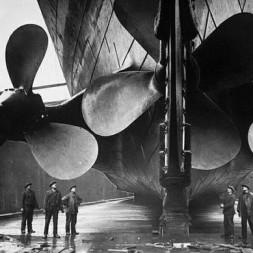 Titanic 1909-1911